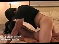 Amateur chick licked, fucked and first time anal