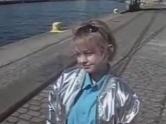 Petite Swedish teen