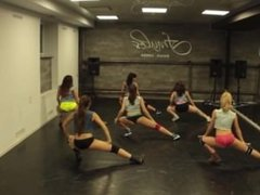 BOOTY_ TWERK choreo by DHQ Fraules on FM$- New boyz