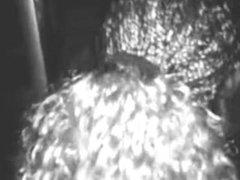 Edna caught by hidden cam