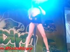 Chiqui Dulce erotic show in FEDA by Viciosillos.com