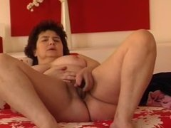 Secrets of Horny Mature 6 - Scene 2