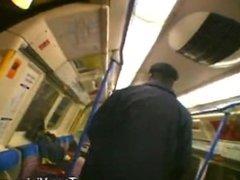 public flashing in london
