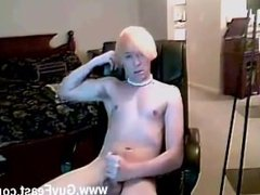 Hardcore gay That is until he begins rubbing his penis through his