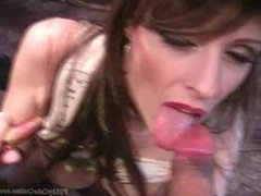 cigar smoking blowjob. short but sweet!
