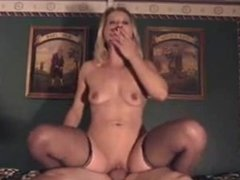 Mature smoking & fucking