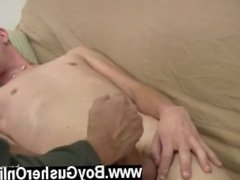 Sexy gay After I grabbed the lube he stopped jerking and just had his