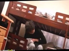 Horny Female Student Dorm With MILF