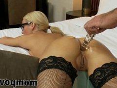 Hot Stephanie POV Blowjob HD
