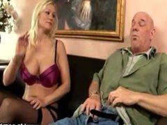 Juliana Jolene busty blonde wants cock
