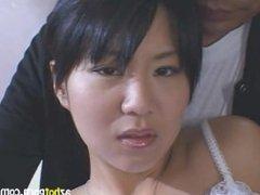 New Face Risky Mosaic Asian Beauty