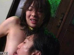 Japanese Amateur Fetish Sex - Secretary fucked By Her Boss