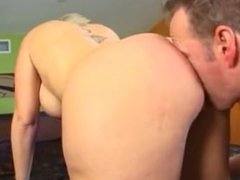 Sara Jay dominates over Mark Wood