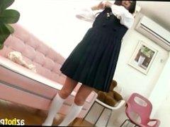 Japanese Porn Star Tsubomi Cosplay AV