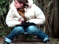 voyeur public girls peeing 1
