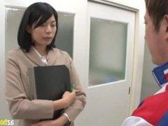 Japanese School Teacher Sex Lesson