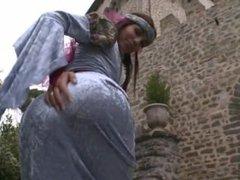 Medieval Princess - Satin Bloom