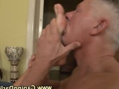 Hot babe ass fucked by old guy