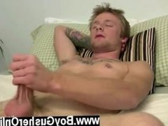Amazing gay scene He took that hitachi and rammed it deep into his butt