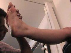 Cheyenne foot worship