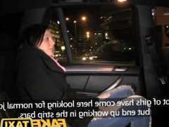 FakeTaxi Cute young girl must pay her way