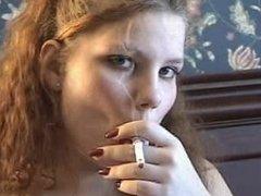 Smoking Fetish BBW Holder Smoking