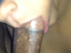 Girl friend blow job