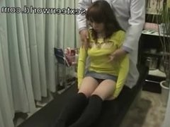 Japanese breast massage room hidden cam - sexteenworld.com