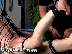 Sexy gay Master Sebastian Kane has the juicy Aaron Aurora to play with