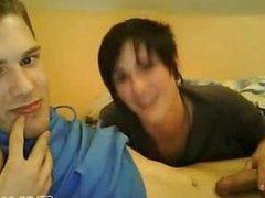 amateur brunette teen oral webcam amateur homemade skype