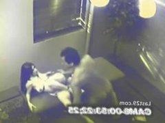 security camera sex