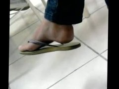 Candid Feet Soles Solas Pezinhos - Mylena's feet 01