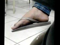 Candid Feet Soles Solas Pezinhos - Mylena's feet 03
