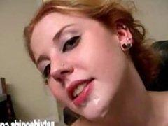Cherry Poppens Smoking After Facial