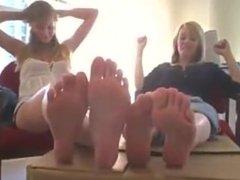 Stinky Foot Tease