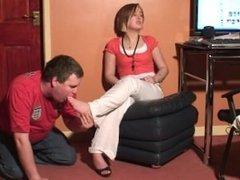 british girl foot worship 1