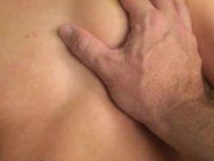 Blnde Deepthroats and Swallows Cum