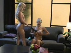 Playtime blindfolded and enjoy with this video.