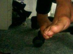 Candid Feet Soles Solas Pezinhos - Natania's feet 03