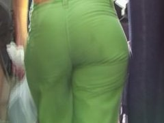 big ass candid spanish asses