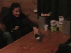 Cottage Party-Hearty Scene 5 - Sonechka, Eva Cats and Logan