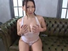 ai sayama masturbation and blowjob