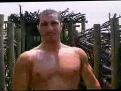 Mr. MuscleMan - Outdoor Posing