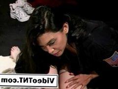 Lesbian Interracial Porn Video Lesbians Pussy Licking-00