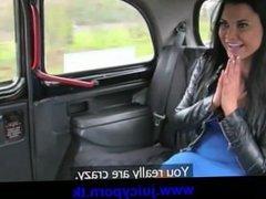 Jasmine Jae fake taxi