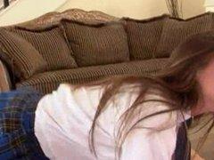 Tori in High School