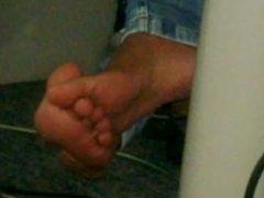 Candid Feet Soles Solas Pezinhos - Nat's feet 08