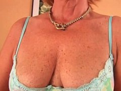 Plump Grandma Gets Fucked In Her Unshaven Pussy