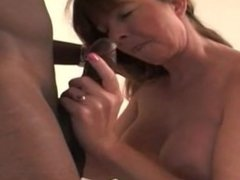 Wife with her bull gets a thick facial