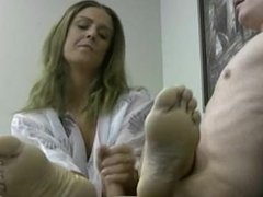Sports or Feet?
